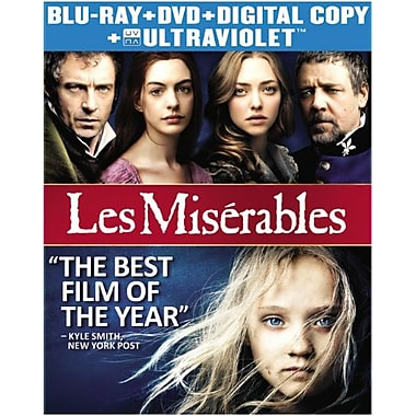 Les Miserables (BRD+DVD+DGTL Copy+UltraV)