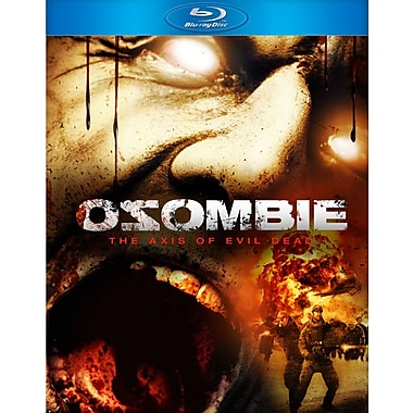 Osombie (BLU-RAY DISC)