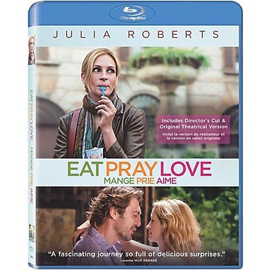 Eat Pray Love (DISQUE BLU-RAY)