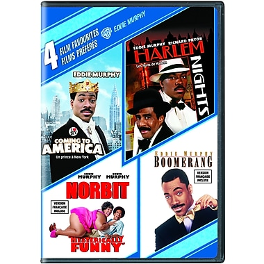 4 Film Favorites: Eddie Murphy (DVD)