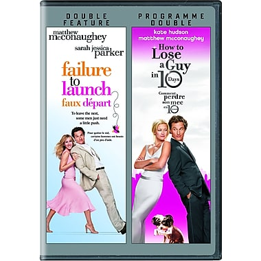 Failure To Launch How To Lose A Guy In 10 Days (DVD)