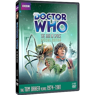 Dr. Who: The Ark In Space (DVD)