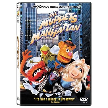 The Muppets Take Manhattan (DVD)