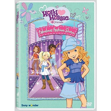 Holly Hobbie & Friends: Fabulous Fashion Show (DVD)