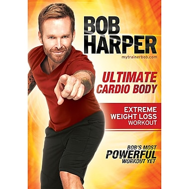 Bob Harper: Ultimate Cardio Body: Extreme Weight Loss Workout (DVD)