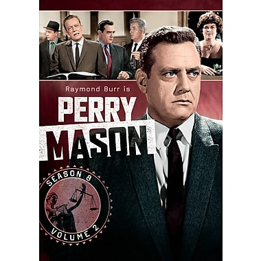 Perry Mason: The Eighth Season - Volume Two (DVD)