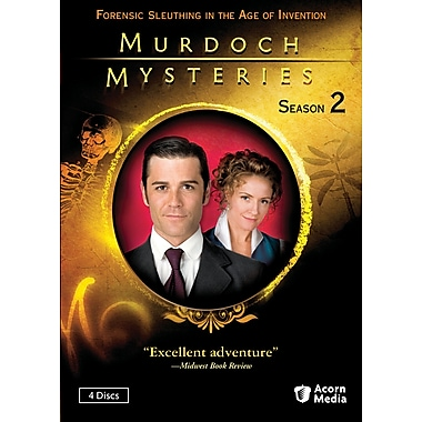 Murdoch Mysteries: Season 2 (DVD)