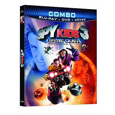 Spy Kids 3: Game Over (BLU-RAY DISC)