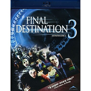 Final Destination 3 (BLU-RAY DISC)