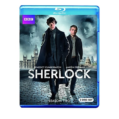 Sherlock: Season Two (DISQUE BLU-RAY)