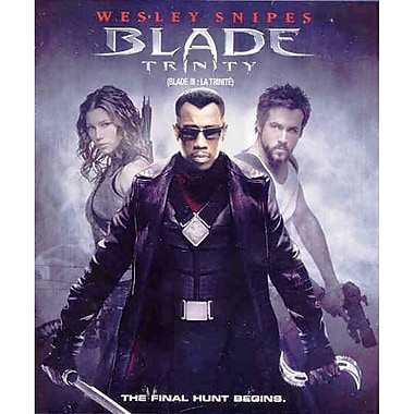 Blade: Trinity (BLU-RAY DISC)