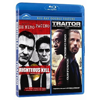 Righteous Kill Traitor (BLU-RAY DISC)