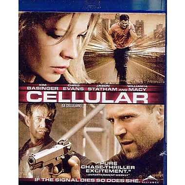 Cellular (BLU-RAY DISC)