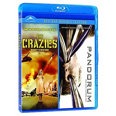 The Crazies Pandorum (BLU-RAY DISC)