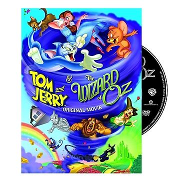Tom And Jerry And The Wizard Of Oz (DVD)