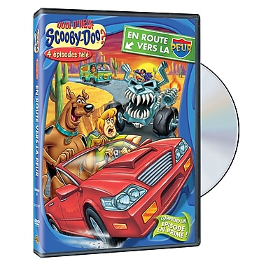 What's New Scooby-Doo? Volume 9: Route Scary (DVD)