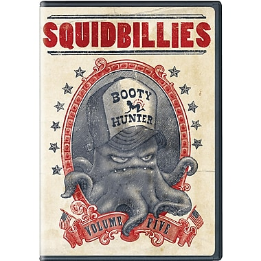 Squidbillies: Volume 5 (DVD)