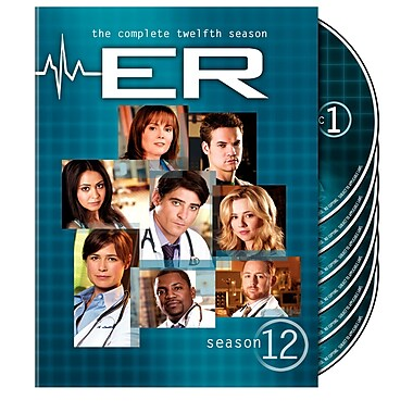 ER: The Complete Twelfth Season (DVD)
