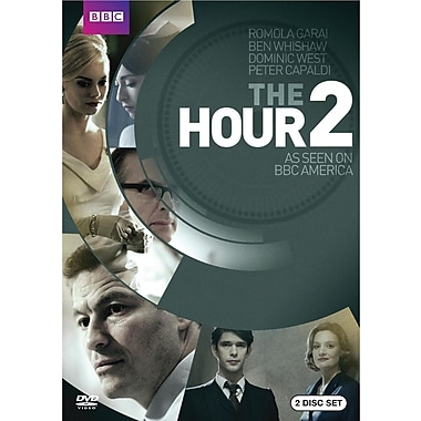 The Hour: Season 2 (DVD)