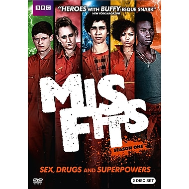 Misfits: Season One (DVD)