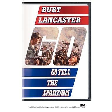 Go Tell The Spartans (DVD)