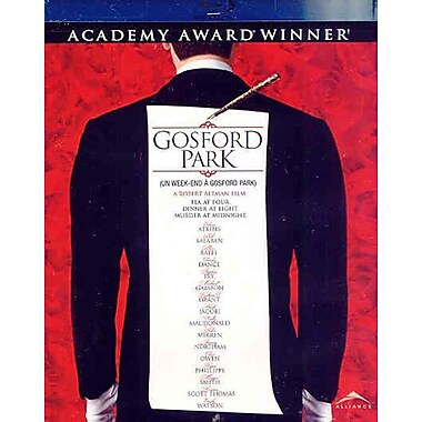 Gosford Park (BLU-RAY DISC)