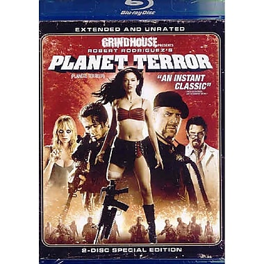 Grindhouse Presents: Planet Terror (BLU-RAY DISC)