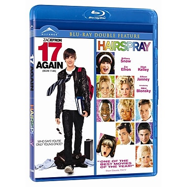 17 Again / Hairspray (BLU-RAY DISC)