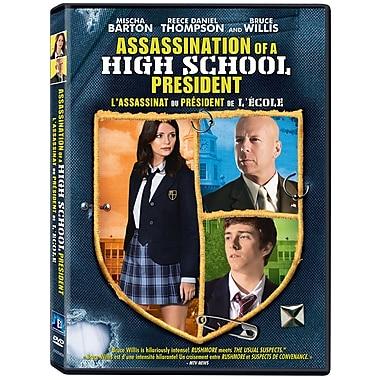 Assassination Of A High School President (DVD)