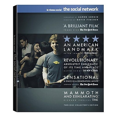 The Social Network (BLU-RAY DISC)