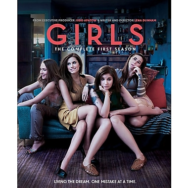 Girls: The Complete First Season (DVD)