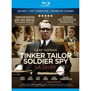 Tinker, Tailor, Soldier, Spy (BRD + DVD)