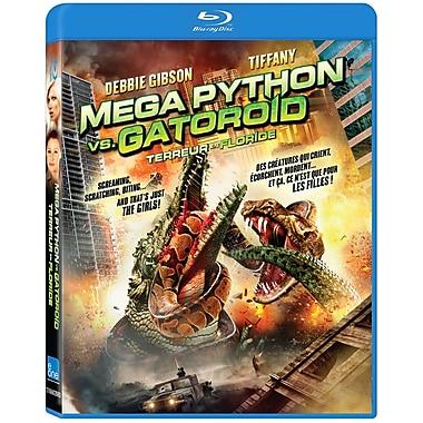Mega Python Vs Gatoroid - Terreur En Floride (Blu-Ray) (Régie Imprimée Sur Boitier)