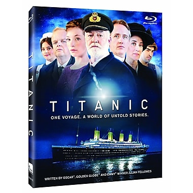 Titanic - Miniseries (BLU-RAY DISC)