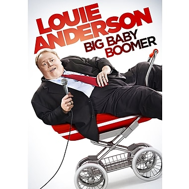 Louie Anderson - Big Baby Boomer (DVD)