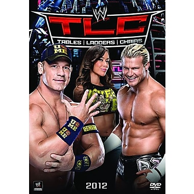 WWE 2013 - TLC - Tables, Ladders And Chairs 2012 - Brooklyn, Ny - December 16, 2012 Ppv (DVD)