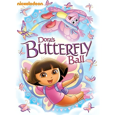 Dora The Explorer: Dora's Butterfly Ball (DVD)