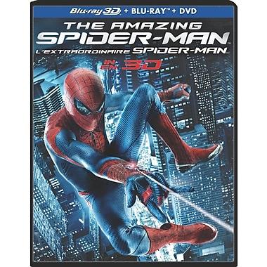 The Amazing Spider-Man 3D (3D BRD + BRD + DVD) 2010