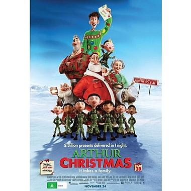 Arthur Christmas (BRD + DVD)