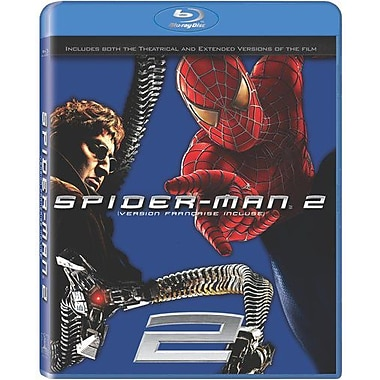 Spider-Man 2 (BLU-RAY DISC)