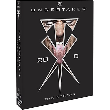 WWE 2012 - Undertaker - The Streak (DVD)