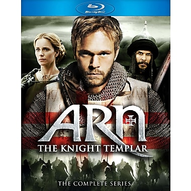Arn The Knight Templar - Complete Series (DISQUE BLU-RAY)