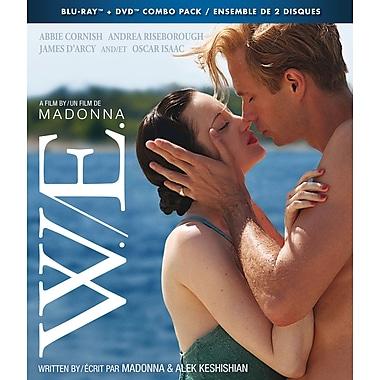 W.E. (BLU-RAY DISC)