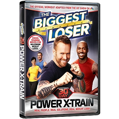 The Biggest Loser Power X-Train (DVD)