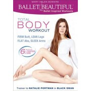 Ballet Beautiful Total Body Workout (DVD)