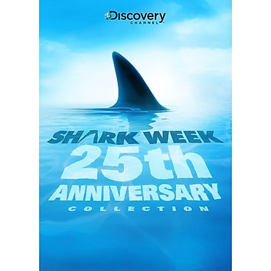 Shark Week - 25Th Anniversary (DVD)