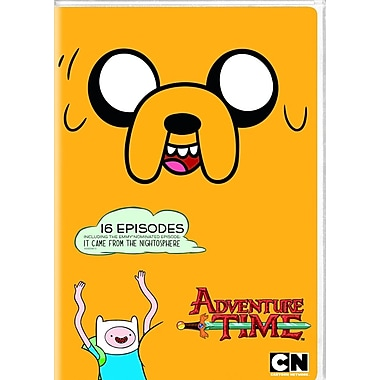 Cartoon Network: Adventure Time: It Came From The Nightosphere (DVD)
