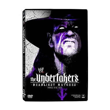 WWE 2010: The Undertaker's Deadliest Matches (DVD)