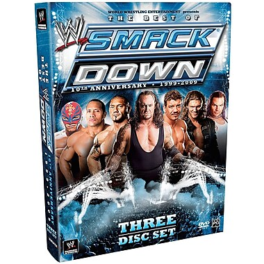 WWE2009: The Best Of Smackdown (DVD)