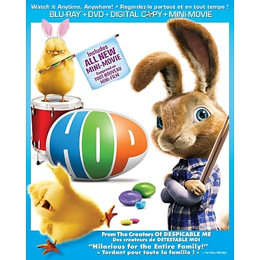 Hop (BRD + DVD + Digital Copy)
